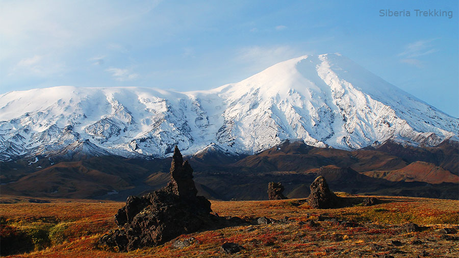 Trekking tour to Kamchatka